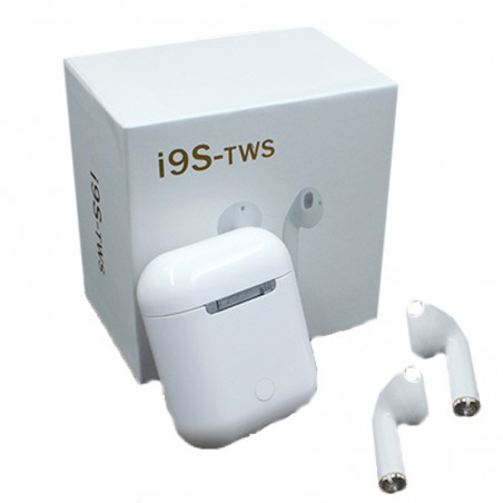 Oreillettes Sans Fil Bluetooth I9S TWS- Blanc